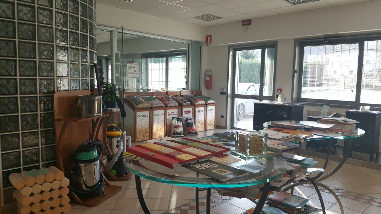 showroom stufe e caminetti