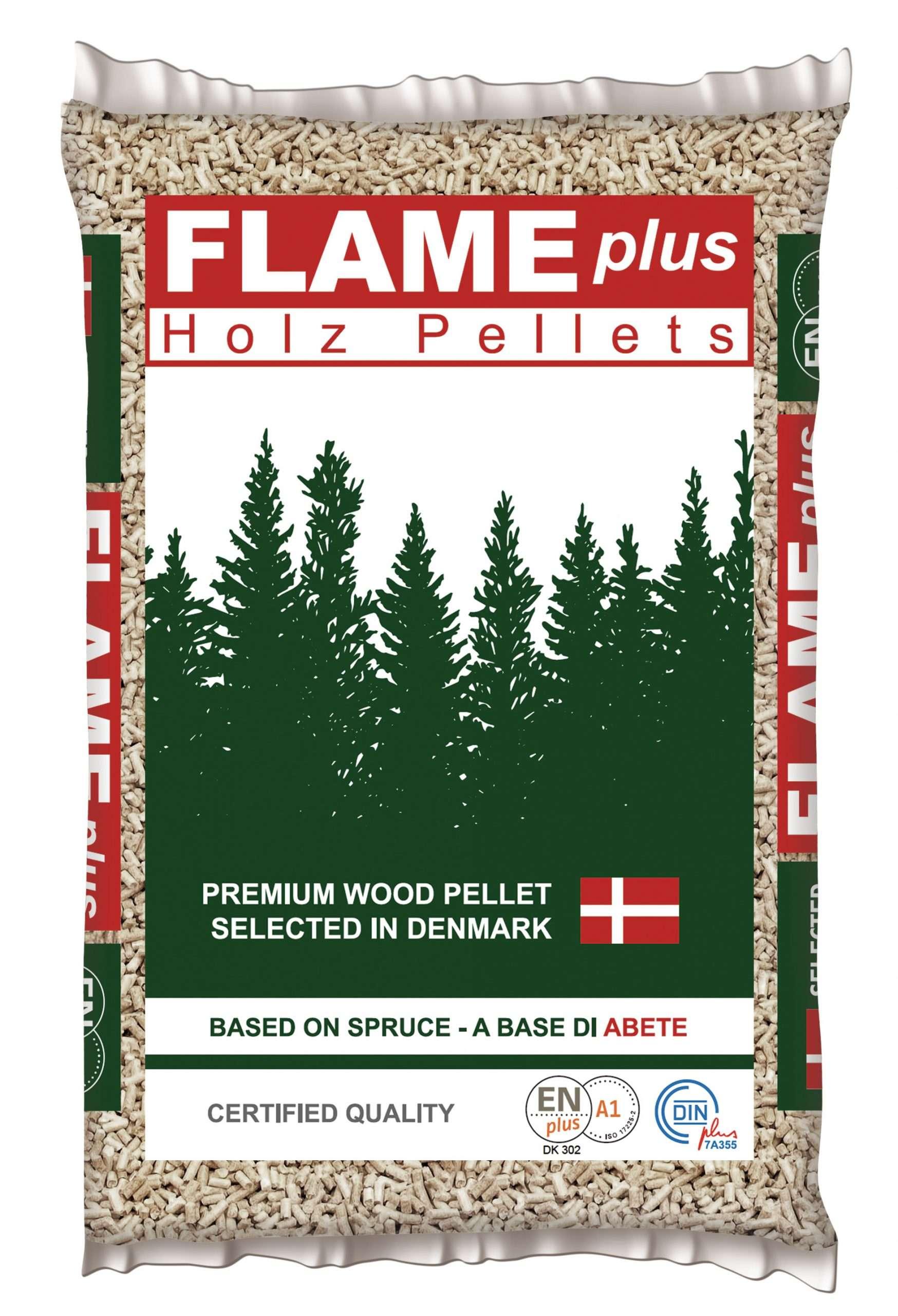 Sacchetto Flame kg 15